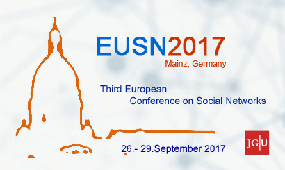 Third European Conference on Social Networks - EUSN 2017